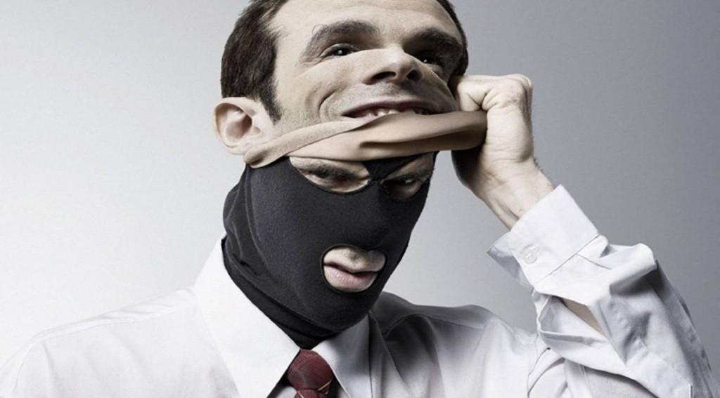 Под маской бизнесмена грабитель